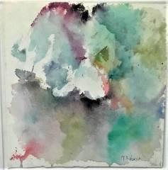 Aquarelles sur papier, 30x30 cm, 2017